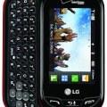 مميزات وعيوب هاتف LG Extravert VN271